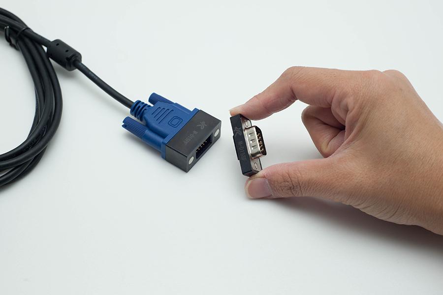 마그넷 탈착 커넥터 샘플 2